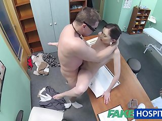 Uber-Sexy Damsel Patient Comebacks For A 2Nd Dosage Of Physician's Knob